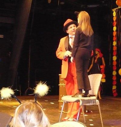 Clown in Karlsruhe buchen