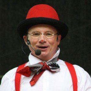 Clown in Heidenheim