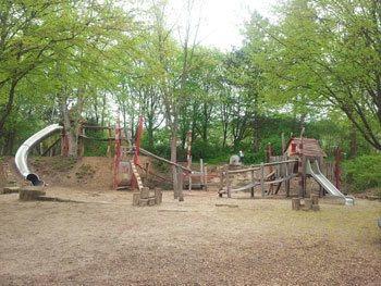 Spielplatz in der Weststadt Aischbachgrundschule