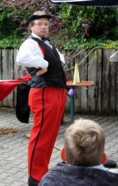 Clown Stuttgart Kindergeburtstag