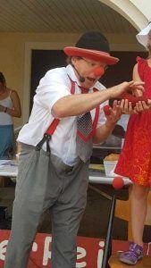 Clown in Kirchheim