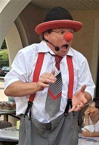 Clown Lindau