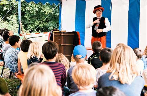 Zauberer für Kindergeburtstag in Kirchheim