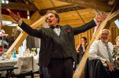 Zauberer für Hochzeit in Schorndorf